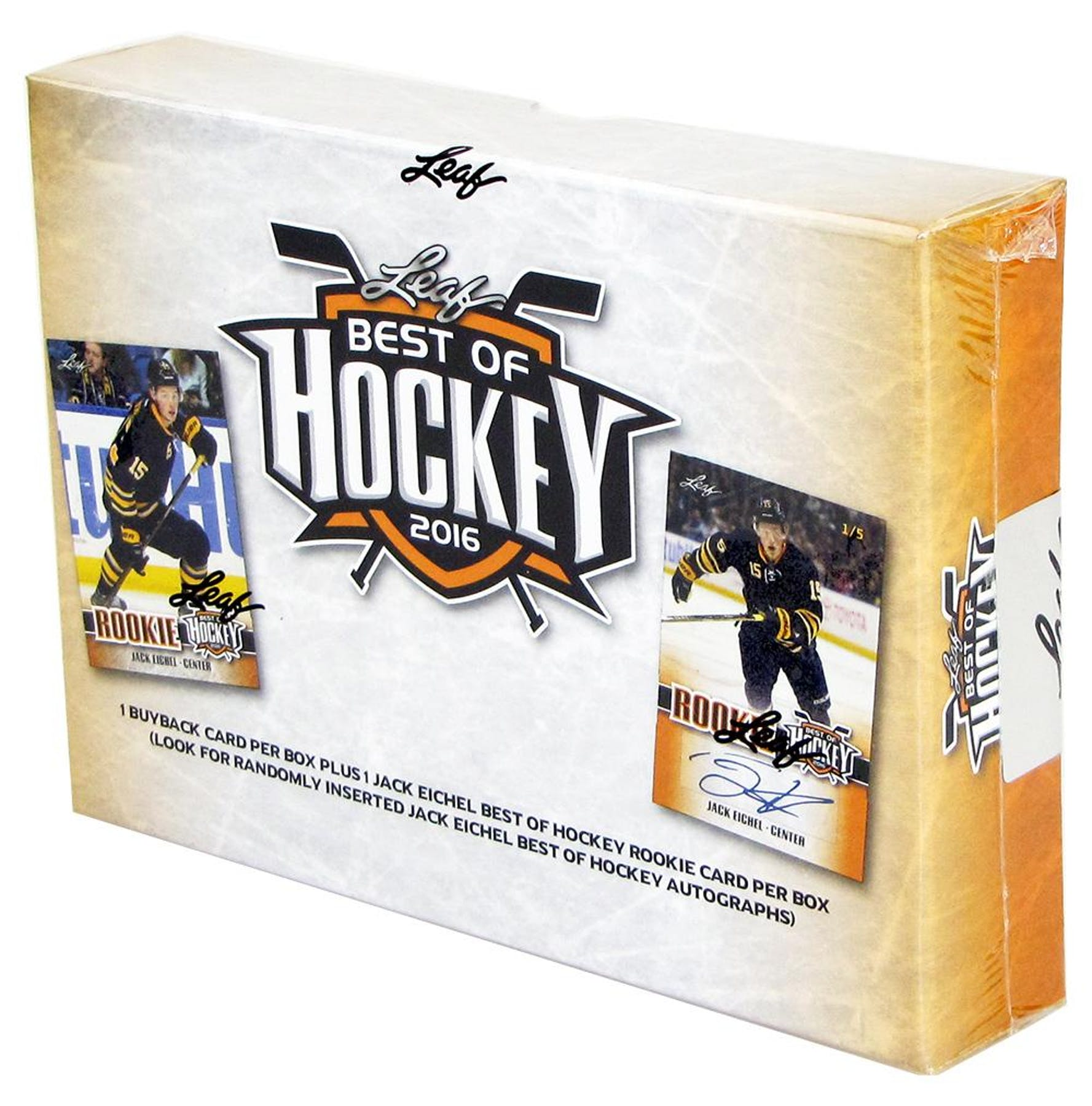 2015 16 leaf best of hockey hobby box da card world for Best cards for 2015
